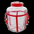Стеклянные емкости - Банки с гидрозатвором
