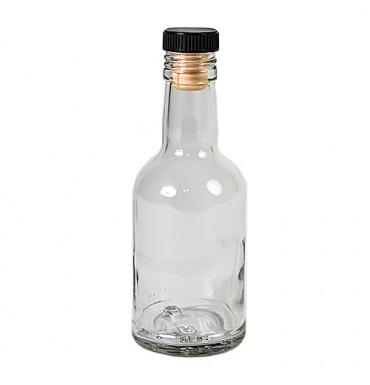 "Бутылки ""Домашний Самогон ВИНТ"" 0,2 л (20 шт.) с пробками"