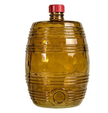 Бутыль Бариле, тёмное стекло, 10 л